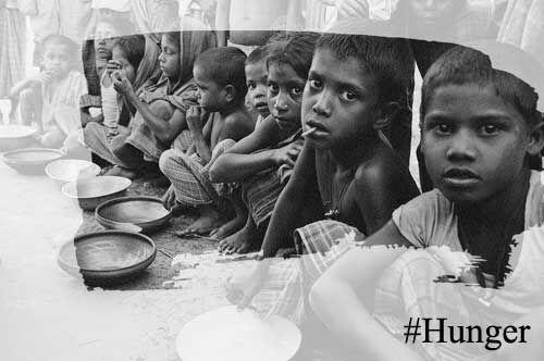 ग्लोबल हंगर इंडेक्स : भूख और कुपोषण के मामले में तीन पायदान और फिसला भारत