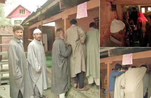 जम्मू-कश्मीर निकाय चुनाव : अंतिम चरण के लिए मतदान जारी, इंटरनेट सेवा बाधित