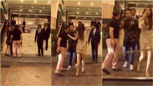 दिल्ली : होटल हयात के बाहर BSP नेता के बेटे ने तमंचा दिखाकर की गुंडागर्दी, पुलिस ने दर्ज किया केस