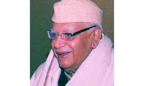 पूर्व मुख्यमंत्री एनडी तिवारी के निधन पर तीन दिन का राजकीय शोक