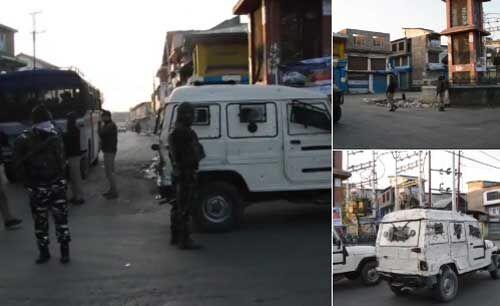 जम्मू : कुलगाम में सेना और आतंकियों के बीच हुई मुठभेड़ तीन आतंकी ढेर, दो जवान जख्मी