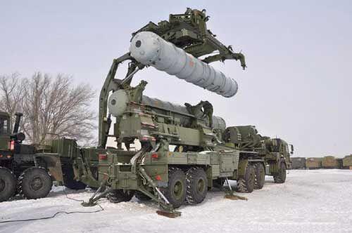 रूस के साथ एस - 400 सौदा पर भी विवाद की संभावना