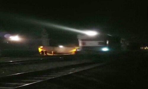 #AmritsarTrainAccident : खूनी रेलवे ट्रैक पर 48 घंटे बाद पुलिस के पहरे में रवाना हुई गोरखपुर एक्सप्रेस