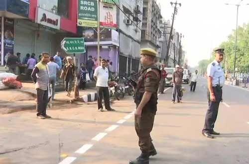 एनआरसी मामला : असम में 46 संगठनों ने किया बंद का ऐलान, सुरक्षा के कड़े इंतजाम