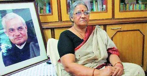 छत्तीसगढ़ चुनाव : कांग्रेस की दूसरी सूची जारी, सीएम रमन सिंह के खिलाफ लड़ेगी अटलजी की भतीजी