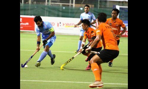 भारतीय पुरूष हॉकी टीम ने मलेशिया के साथ गोलरहित ड्रा खेला