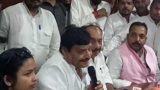 शिवपाल ने रामगोपाल पर बोला हमला, बिहार में महाठबंधन टूटने पर ठहराया जिम्मेदार