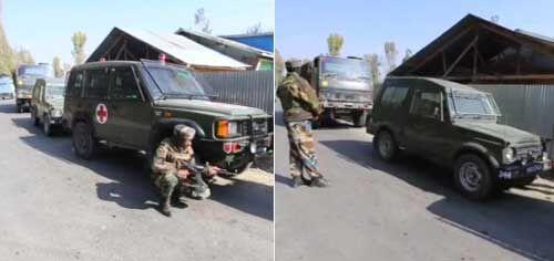 जम्मू : बारामुला में आतंकियों और सुरक्षाबलों के बीच मुठभेड़, दो आतंकी ढेर, तलाशी अभियान जारी