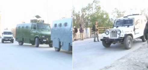 जम्मू : सोपोर मुठभेड़ में दो आतंकी ढेर, जवान शहीद