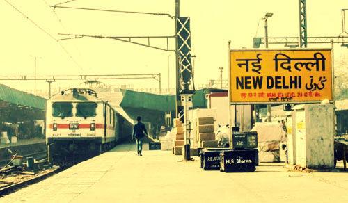 दिल्ली के स्टेशनों पर 3 से 13 नवम्बर तक प्लेटफार्म टिकट की बिक्री रहेगी बंद