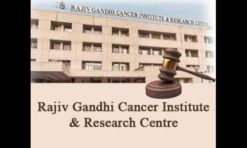 गरीब मरीजों का मुफ्त इलाज न करने पर राजीव गांधी कैंसर अस्पताल से जवाब तलब