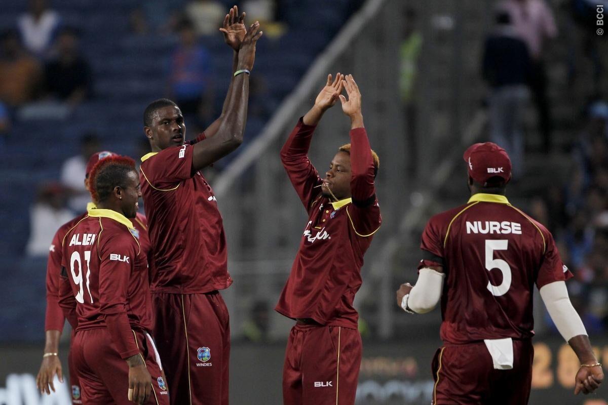 IND vs WI : वेस्टइंडीज ने भारत को 43 रनों से हराया, सीरीज में हुई 1-1 की बराबरी