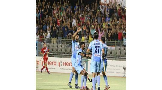 भारतीय पुरूष हॉकी टीम एशियन चैम्पियंस ट्रॉफी के फाइनल में पहुंची
