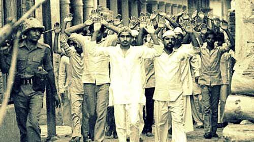 हाशिमपुरा कांड : दिल्ली हाईकोर्ट ने सभी 16 पीएसी जवानों को सुनाई उम्र कैद की सजा