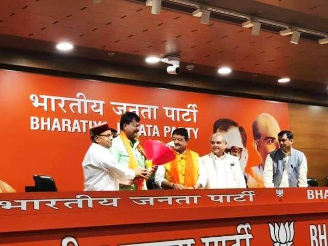 कांग्रेस नेता प्रेमचंद गुड्डू भाजपा में हुए शामिल, इंदौर युवक कांग्रेस अध्यक्ष ने भी ली भाजपा की सदस्यता