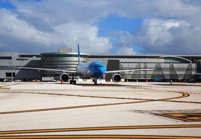 अमेरिका के मियामी एयरपार्ट को उड़ाने की धमकी देने वाला छात्र गिरफ्तार
