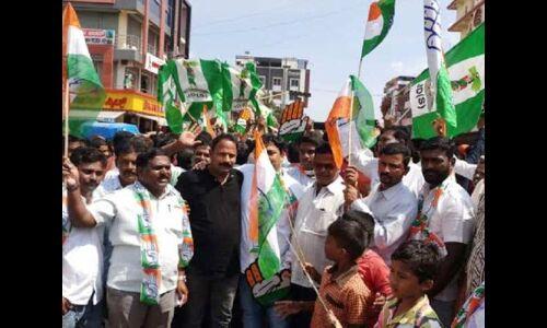 उपचुनाव : कर्नाटक में भाजपा को तगड़ा झटका