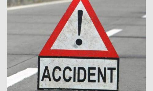 सुबह की सैर पर निकले दो लोगों को कार ने रौंदा, एक की मौत