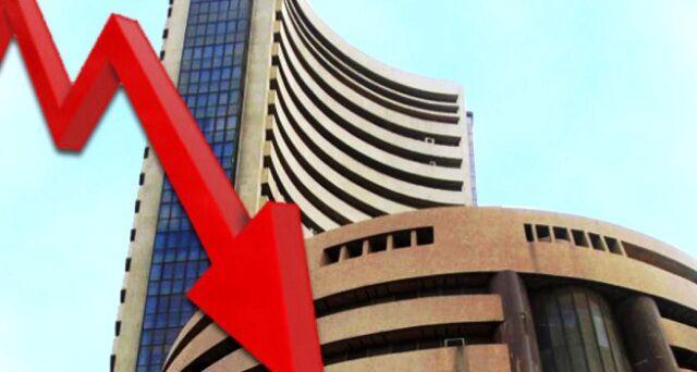 इन दो बैंकों के शेयर्स में गिरावट जारी