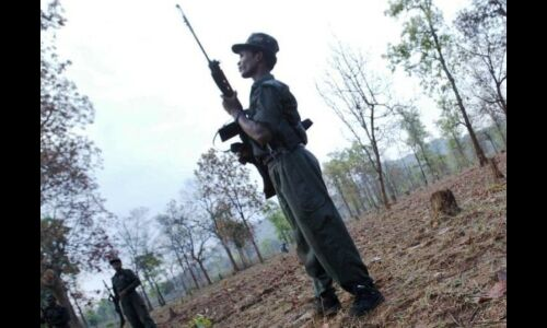 कांकेर नक्सली विस्फोट में बीएसएफ का एसआई शहीद, बीजापुर में एक हार्डकोर नक्सली ढेर