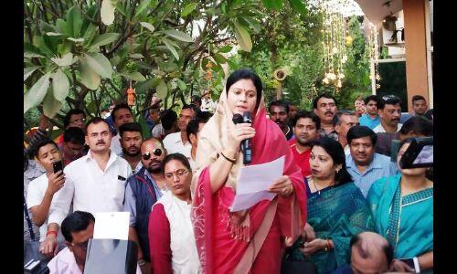 पूर्व महापौर समीक्षा गुप्ता ने छोड़ी भाजपा, ग्वालियर दक्षिण से निर्दलीय लड़ेंगी चुनाव