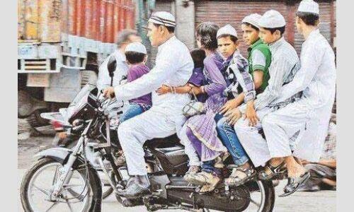 जनसंख्या असंतुलन ...भारत पर घातक प्रहार