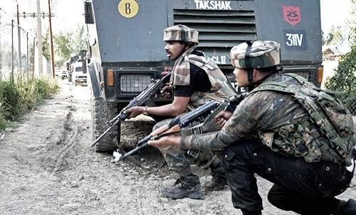 पुंछ में पाकिस्तान ने फिर किया संघर्ष विराम का उल्लंघन