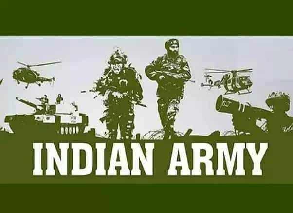 इंडियन आर्मी ने उग्रवादी संगठनों पर की बड़ी कार्रवाई