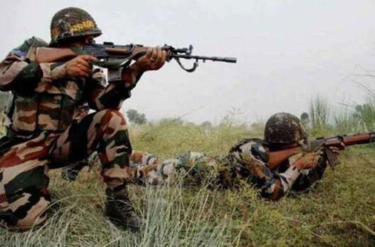 पाकिस्तान ने नियंत्रण रेखा तथा अंतरराष्ट्रीय सीमा पर संघर्ष विराम का उल्लंघन