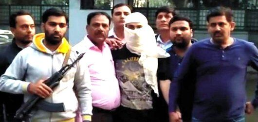 सब इंस्पेक्टर इम्तियाज मीर की हत्या में वांछित हिजबुल आतंकी अंसार उल हक दिल्ली एयरपोर्ट से गिरफ्तार