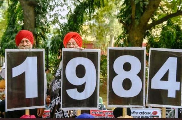 सिख विरोधी दंगे, इंसाफ की जगी उम्मीद