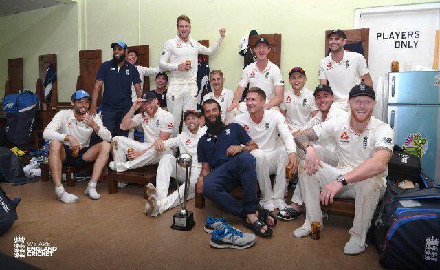 इंग्लैंड ने तीसरे टेस्ट में श्रीलंका को 42 रन से हराया, 3-0 से जीती श्रृंखला, बदला 55 साल का इतिहास