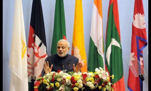 सार्क सम्मेलन के लिए प्रधानमंत्री मोदी को पाकिस्तान से न्योता