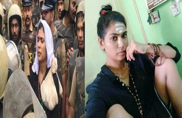 रेहाना फातिमा गिरफ्तार, सबरीमाला मंदिर जाने से आई थीं सुर्खियों में