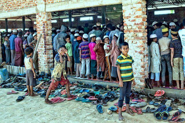 जम्मू-कश्मीर में रोहिंग्याओं को बसाने का षड्यंत्र