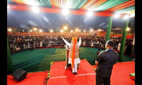 अमित शाह का एलान, भाजपा पूरे देश से घुसपैठियों को करेगी बाहर