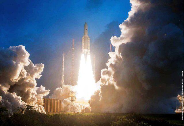 ISRO : देश का सबसे वजनी सैटलाइट GSAT-11 लॉन्च, 16 GBPS तक बढ़ सकती है इंटरनेट स्पीड