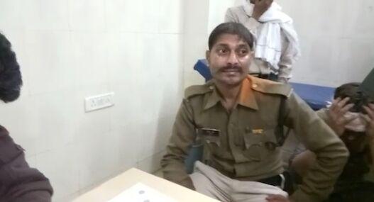 हत्या के आरोपी को भोपाल पुलिस की आँख में मिर्ची झोंककर छुड़ा ले गए बदमाश