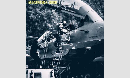 भारत और रूस की वायुसेना का संयुक्त युद्धाभ्यास शुरू