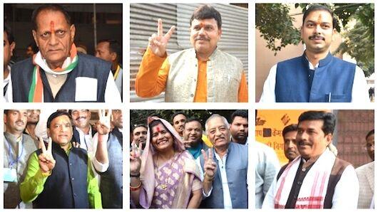 ग्वालियर : कांग्रेस ने पलटी बाजी, पांच सीटों पर जमाया कब्जा, भाजपा को मिली केवल एक सीट