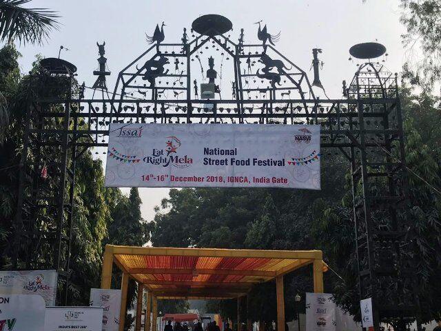 दिल्ली में फूड फेस्टिवल शुरू, कई राज्यों के व्यंजनों का मजा लेंगे दिल्लीवासी