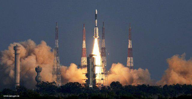 इसरो ने श्रीहरिकोटा से जीसैट-7 ए की सफल लॉन्चिंग की