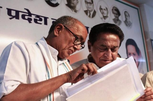 कमलनाथ मंत्रिमंडल का शपथ ग्रहण समारोह 25 को, मंत्रियों के नामों पर मंथन जारी