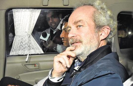 अगस्ता वेस्टलैंड की जांच एक परिवार की ओर कर रही इशारा: भाजपा