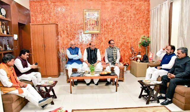 नेता प्रतिपक्ष नियुक्त होने पर गोपाल भार्गव ने जताया   वरिष्ठ नेतृत्व का आभार, सीएम ने दी बधाई
