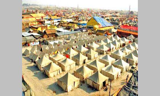 कुंभ के बहाने, लोक संस्कृति के तराने