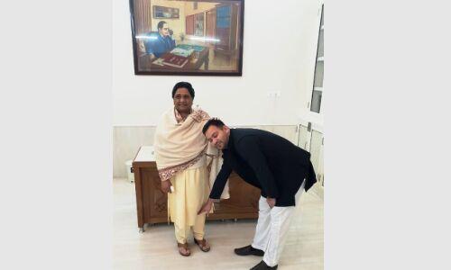 बिहार : राजद – बसपा मिलाकर महागठबंधन बना तो भाजपा को होगा भारी नुकसान