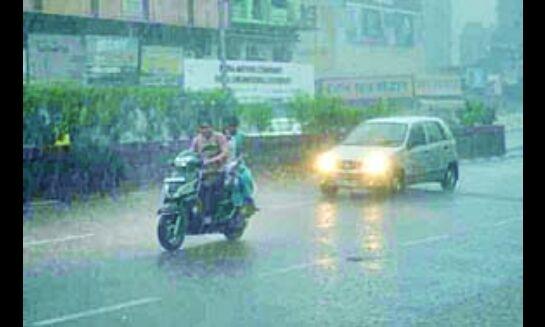 दिल्ली एनसीआर के साथ उत्तर प्रदेश में मौसम ने बदली करवट