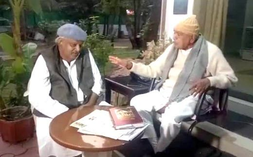 लोकसभा : बाबूलाल गौर सहित तीन भाजपा नेताओं को चुनाव लड़ाना चाहती है कांग्रेस