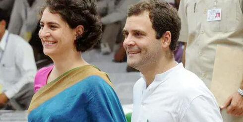 अब कांग्रेस के वचन पत्र से राहुल, प्रियंका और दिग्विजय नदारद